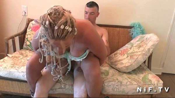 ffm bbw french mature anal plugged and double fist fucked
