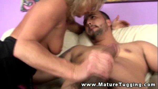 Porn movie Stockings cum shots