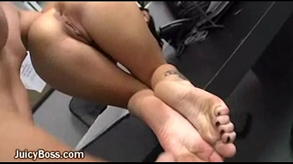 gozando foot