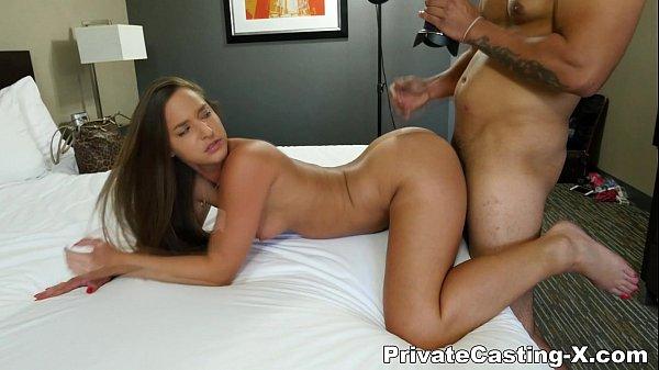 Private x casting porn