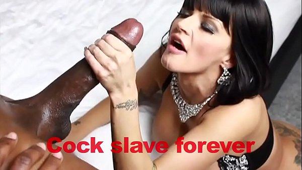 Amateur white girl worships bbc swallows cum 8