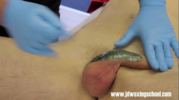 Full Male Brazilian Waxing Learn Male Waxing With Jack -6735