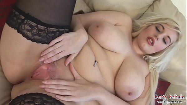 image Ellie roe takes off stockings and dress to play