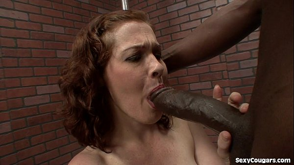 6 Min SexyCougars Gorgeous Milf Takes BBC In Her Hairy Cunt