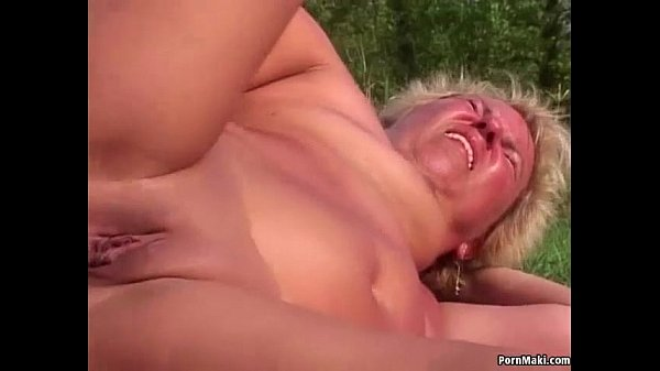 Oma Anal Ficken