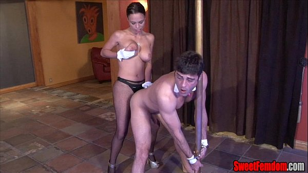 Veronica Love BALLBUSTING PEGGING BJ FACIAL