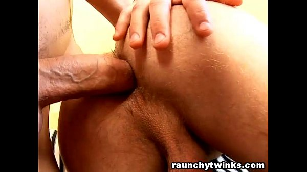 Hot Jock Bareback With Cumshot