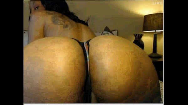 black woman bootie Big
