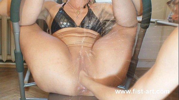 Arsch oder brüste