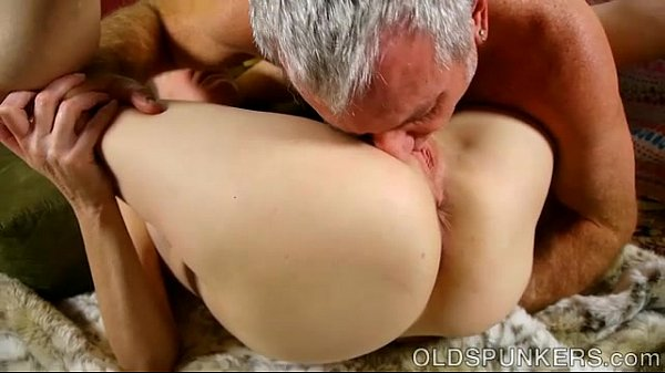 Horny old spunker is super hot fuck and loves the taste of cum 7
