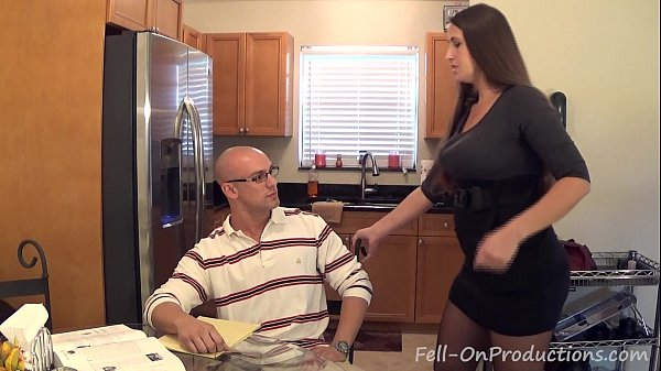 Milf mom madisin lee in fucking my stepson - 3 5