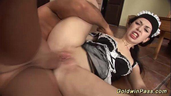 anal She loves deep