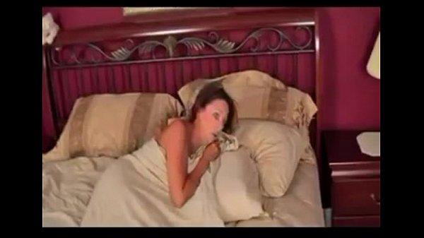 Son forced sleeping mom creampie