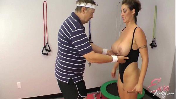 pornstar in training