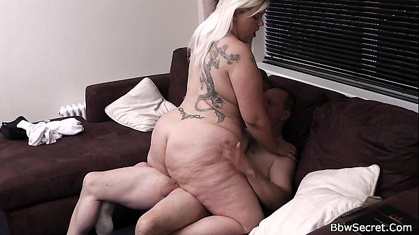 cheating Bbw hubsband anal on