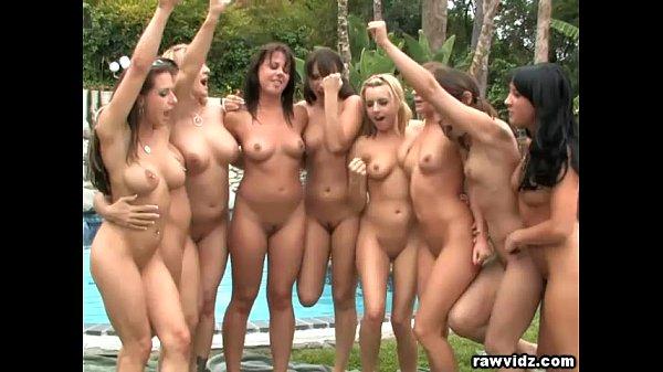 3 bbw lesbians sam lexxxi and angelina lick tits outside - 1 2