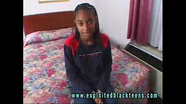 Ebony little porn-9301