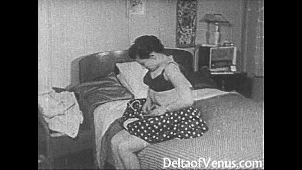 Vintage Porn - Die Steifenpruefung