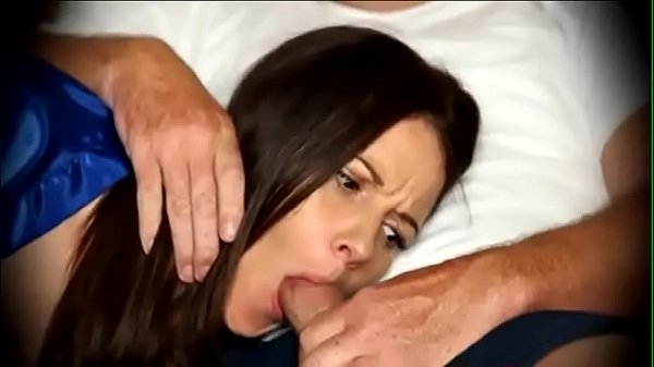 Forced mom blow job