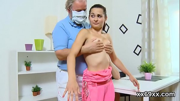 Fesser always doctor virginity check sex clips she
