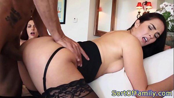 Simply Pantyhose stepmom video