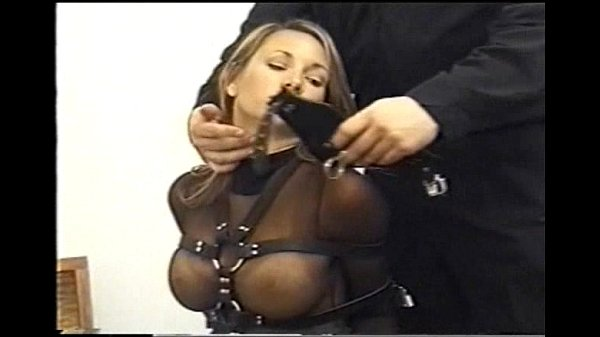 Very Cute Andrea Neal Is Bound, Gagged And Blindfolded -3290