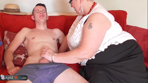 Agedlove fat mature honey hardcore with sam bourne 8