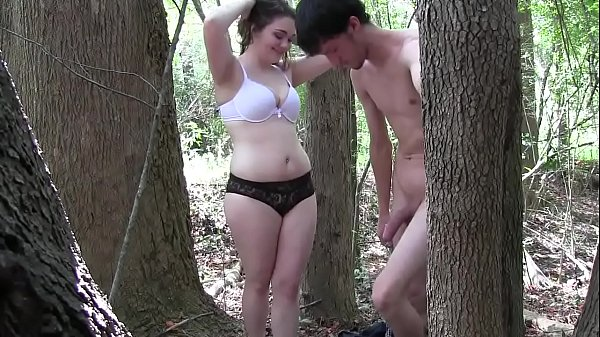 Young Couple Having Sex In A Forest - More Videos -1485