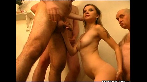 guys gangbang party Old