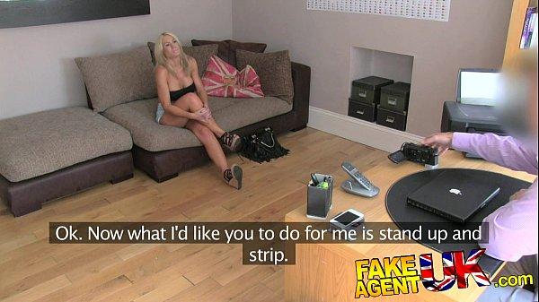 11 min porn FakeAgentUK Beautiful blonde MILF gives outstanding blowjob