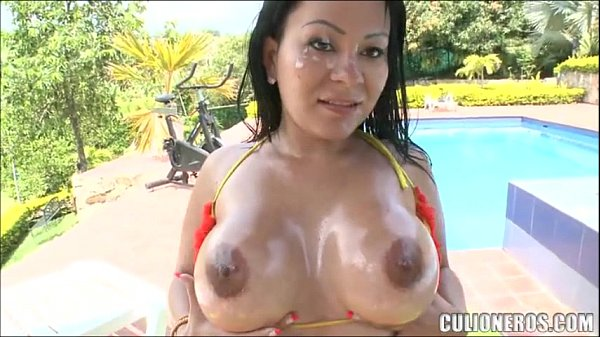 Carne del mercado colombian booty babe picked up and fucked - 1 part 4