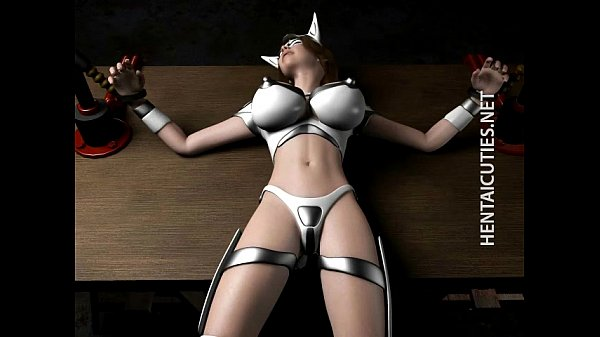 Sexy hentai hottie gets screwed by a massive cock 9