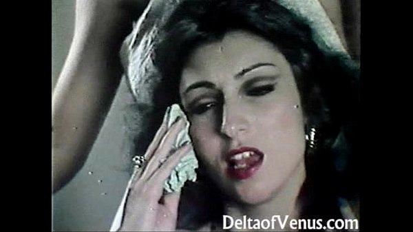 Retro Porn 1970S - Hairy Vintage French Teen - Xvideoscom-7415
