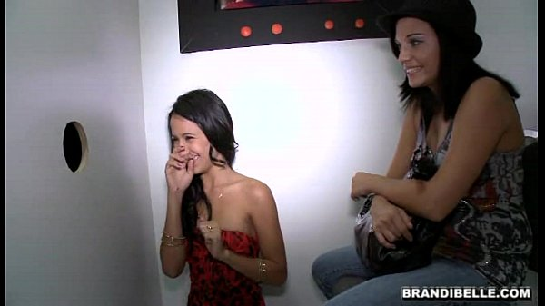 Brandi belle glory hole