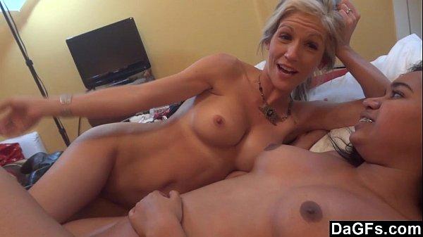 Threesome With Petite Milf And A Hot Ass Black - Xnxxcom-6310