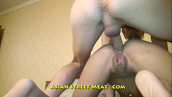 Rectal passage and lovely round buttocks 2