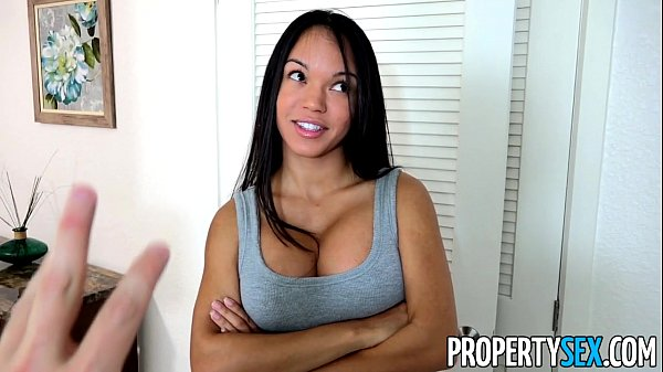 Propertysex landlord busts hot chick squatting apartment - 3 part 2
