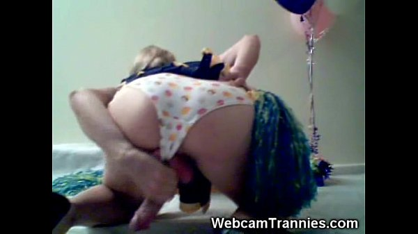 webcam ass dance