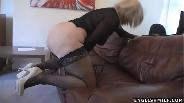 Here casual, Big booty british milf