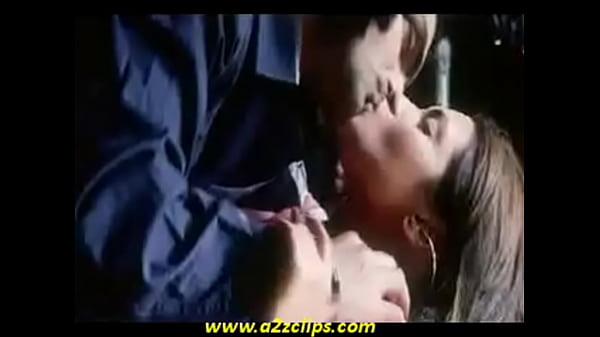 Riya hot kiss