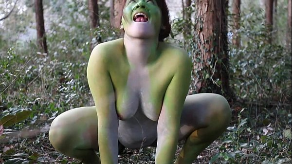 naked women in swamps
