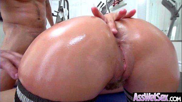 anal oiled Phoenix marie