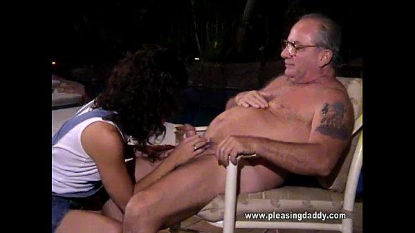 Cher sucks jesses old cock