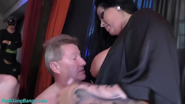 Ashely cum star gangbanv sex