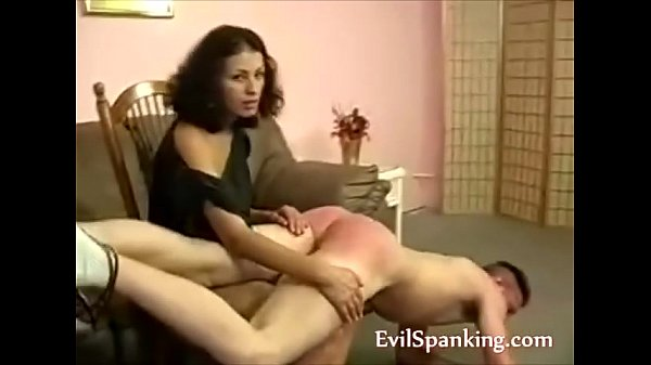 Spanked By Milf