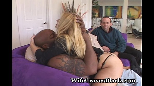 Black cock craves video wife