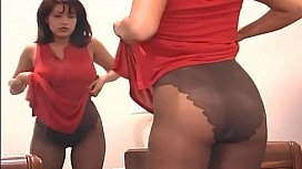 pantyhose stories Moms