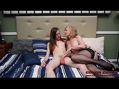 ConorCoxxx-Hardly studying with Nina Hartley