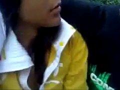 nepali students kiss game