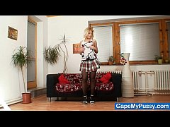 Teen Ruth fingered and gaped by pervy daddy